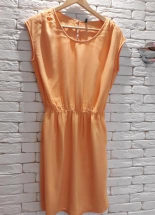 Летнее платье с карманами amisu