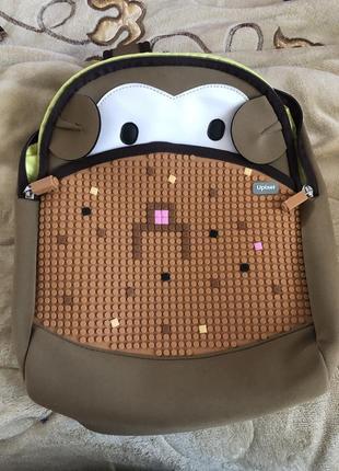 Рюкзак портфель upixel