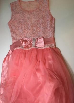 Платье на выпускной, вечернее, нарядное