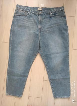 Крутые mom jeans