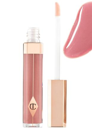 Блеск для губ charlotte tilbury lip lustre в оттенке pillow talk
