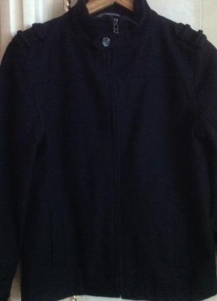 Драповое куртка пальто на подростка