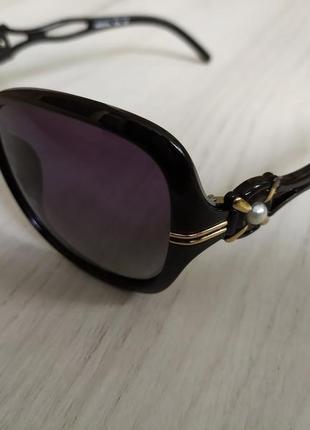 Красивые поляризационные женские очки окуляри arizona