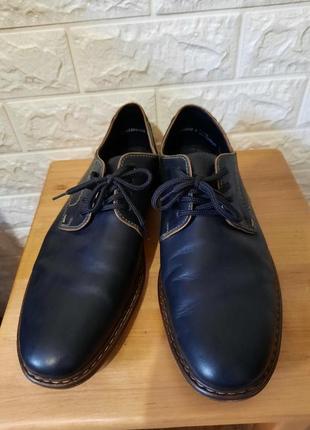 Туфли фирменные, rieker