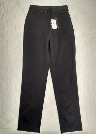 Джинсы / брюки /штаны с высокой посадкой бренда gas
