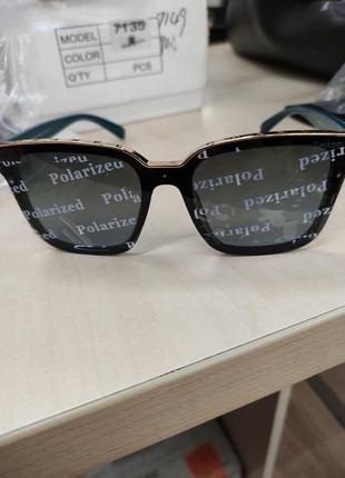 Солнцезащитные очки chanel линзы полароид