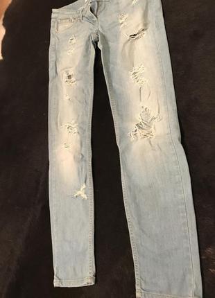 Джинсы elisabetta franchi jeans