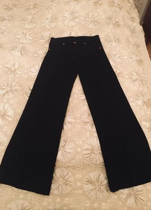 Шерстяные брюки frankie morello
