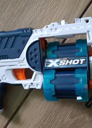 Бластер пистолет xshot  zuru оригинал