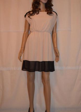 Платье персикового цвета .atmosphere