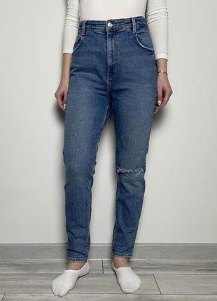 Стильные джинсы zara