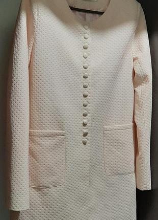 Кардиган удлинённый пиджак