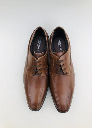 Мужские туфли stefano rossi (италия).