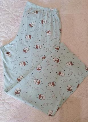 Пижамные штаны  ,штаны для дома,одежда для дома и сна