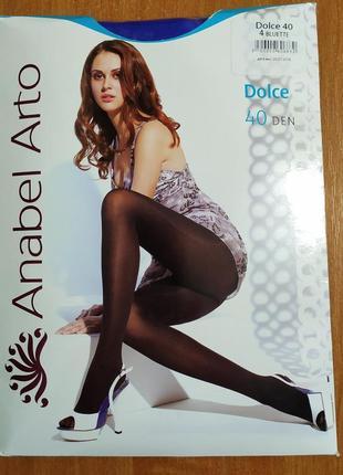Колготки женские anabel arto/dolce 40