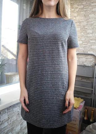 Платье туника на невысокую девушку