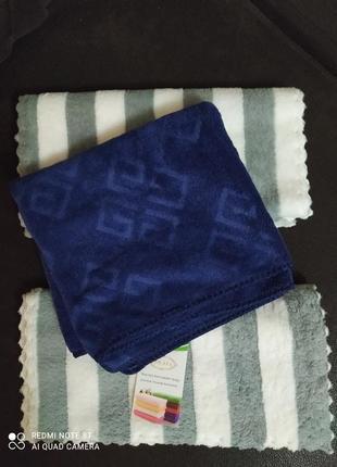 Набор 3 шт. полотенца микрофибра турция