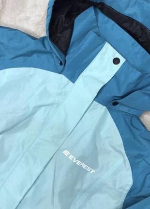 🌸 спортивная ветровка яркая лыжная куртка tcs