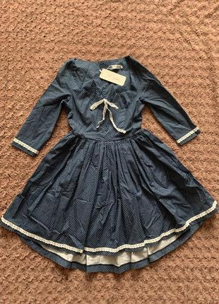 Платье хлопковое🌈