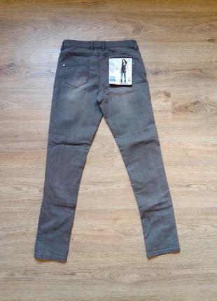 Стрейчевые джинсы skinny fit от esmara, размер евро - 38