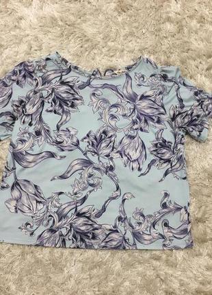 Miss selfridge блуза футболка