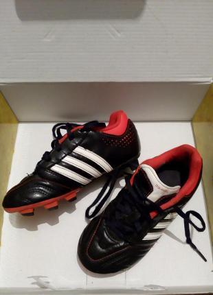 Adidas 11pro детские футбольные кроссовки р 11,5 англ 18 см