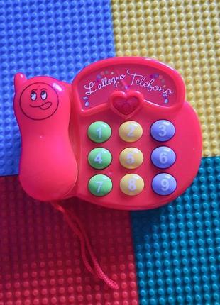 Телефон музичний