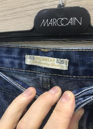 Кюлоти джинсові