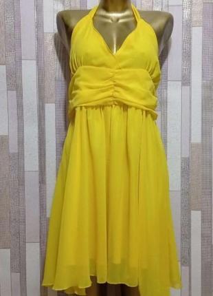 Коктельное нарядное платье amisu