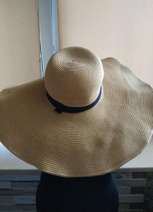 Шляпа, пляжная.