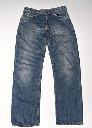 Evisu ed eu джинсы винтажные
