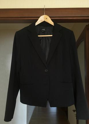 Пиджак чёрный oggi