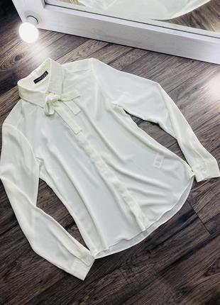 Актуальная блуза рубашка от atmosphere!сост новой