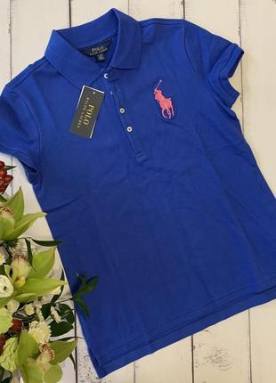 Новая футболка polo ralph lauren оригинал