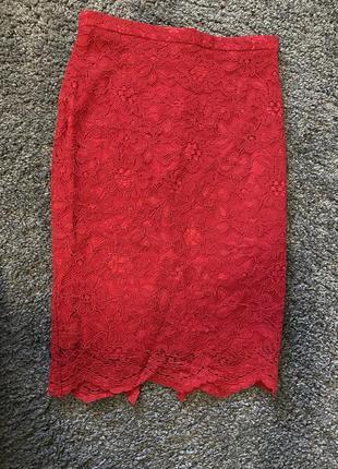 Кружевная юбка, xs