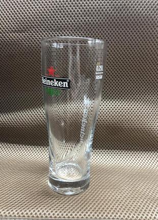 Бокал для пива heineken
