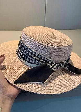 Шляпка для взрослых