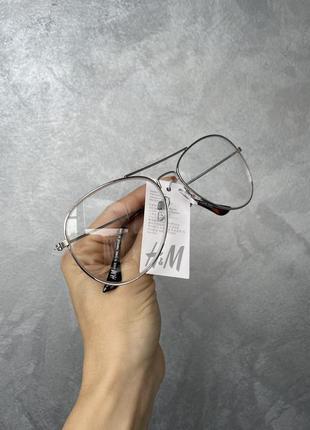 H&m очки имиджевые оригинал
