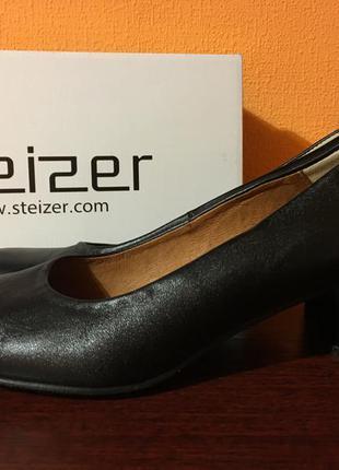 7cc9fd657cb0 Туфли женские steizer классические (форменные 5 см каблук). новые ...