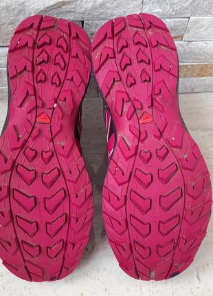 Женские кроссовки salomon gore-tex6 фото