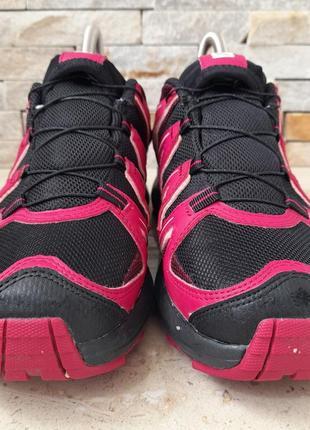 Женские кроссовки salomon gore-tex3 фото