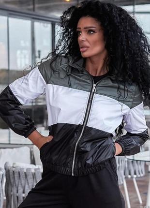 Ветровка куртка плащевка новинка