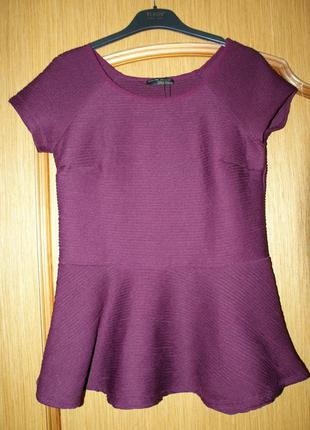Блуза zara размер с-м