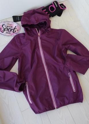 Куртка дождевик ветровка для походов вело бега спорта