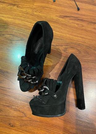 Туфли casadei оригинал размер 382 фото
