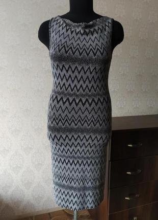 Шикарное вечернее платье 42-44 размер
