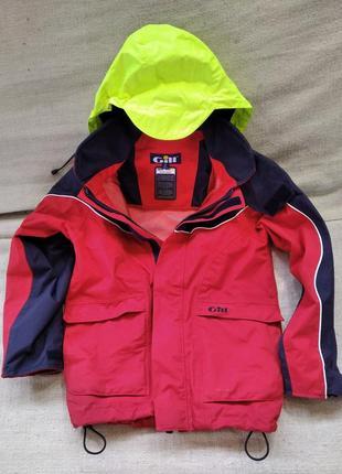 """Куртка """"gill""""ветровка подростковая"""