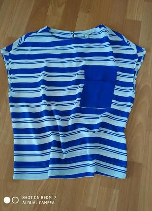 Блуза-футболкс р.8(44)
