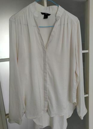 Блуза туника блузон от h&m
