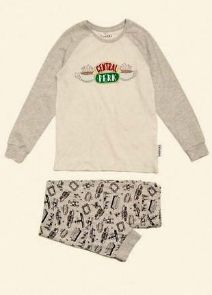 Шикарная пижамка от marks&spencer для девочек на 9-10 лет из англии